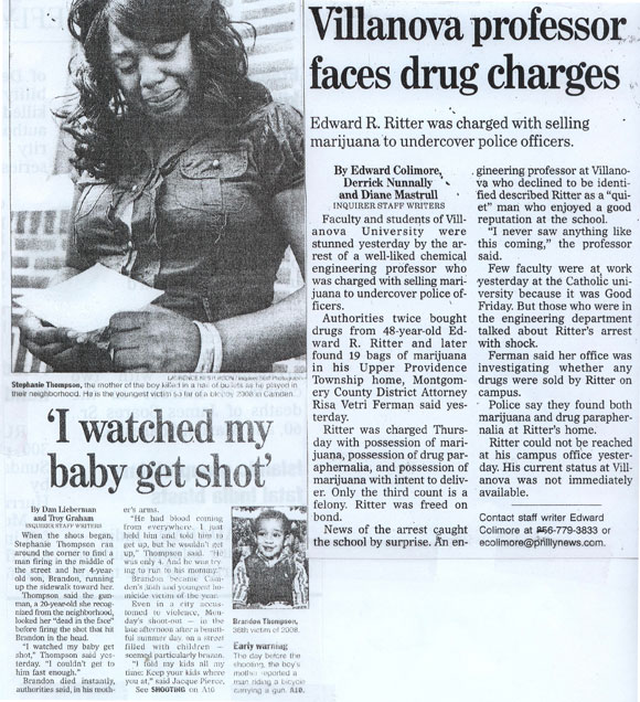 Article in the paper